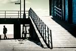 Coney Island Solitude Walk